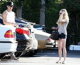 Ryan Phillippe and Amanda Seyfried Make a Stop at Fred Segal Together