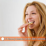 Low-Calorie Snack Ideas