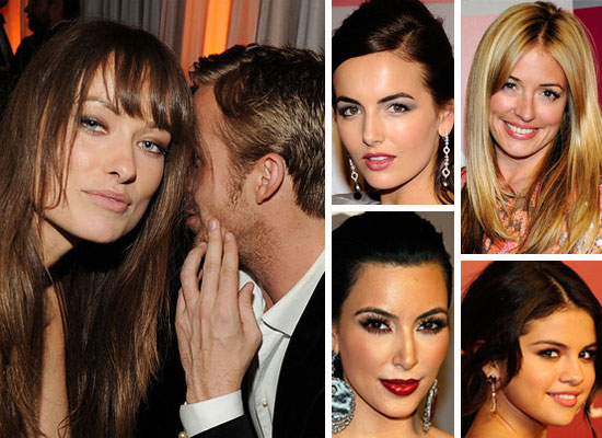 2011 Golden Globes: Beauty Looks From The After Party!