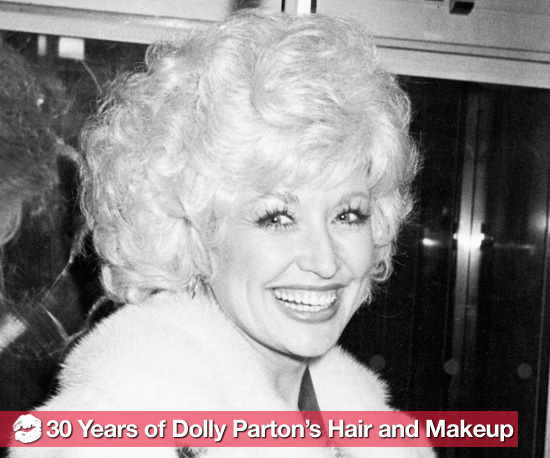 See Dolly Parton's Beauty Evolution