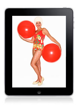 Adult Magazines on the iPad