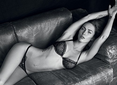 Peep Megan Fox and Rafael Nadal's New Armani Ads