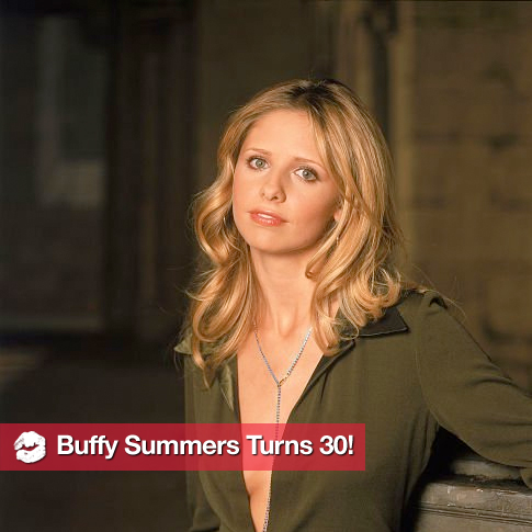 Buffy Summers Turns 30: A Photo Retrospective