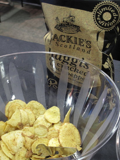 Haggis Chips