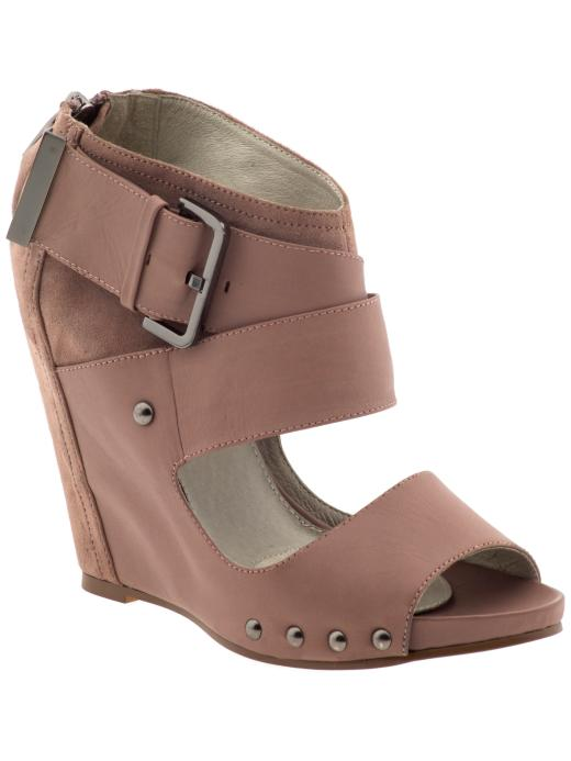 Mea Shadow Madea Wedge Sandal ($220)