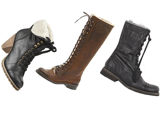 Must Haves: Fierce Shearling Boots