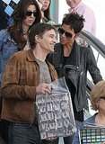 Halle Berry and Olivier Martinez Are the Picture of Happiness