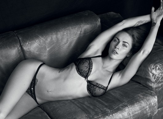 If you didn't drool over Megan Fox and Rafael Nadal's new Armani ads, do so right now!