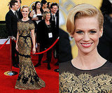 January Jones In Carolina Herrera at 2011 SAG Awards 2011-01-30 17:25:07