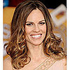How To Get Hilary Swank's SAG Awards Hairstyle