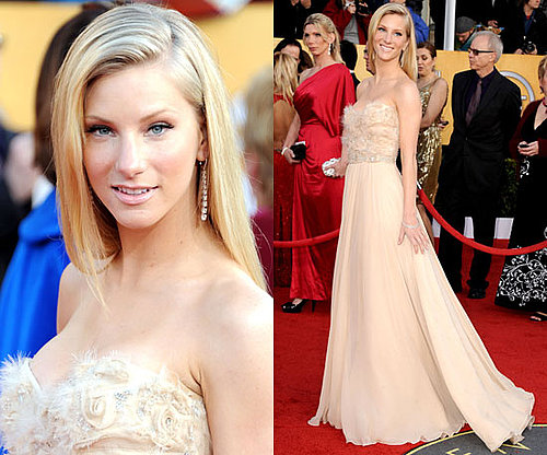 Heather Morris at 2011 SAG Awards