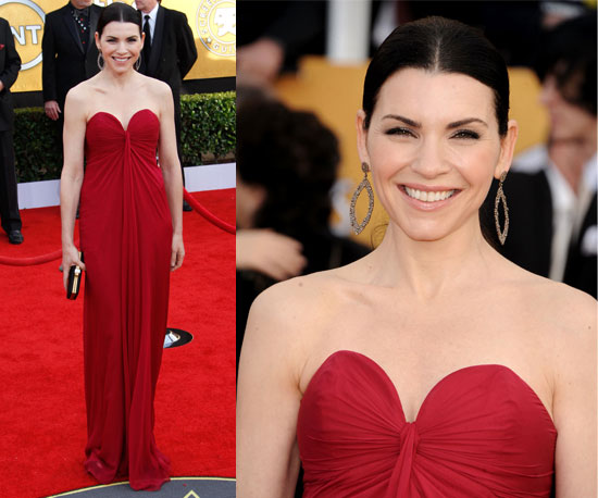 Julianna Margulies at 2011 SAG Awards