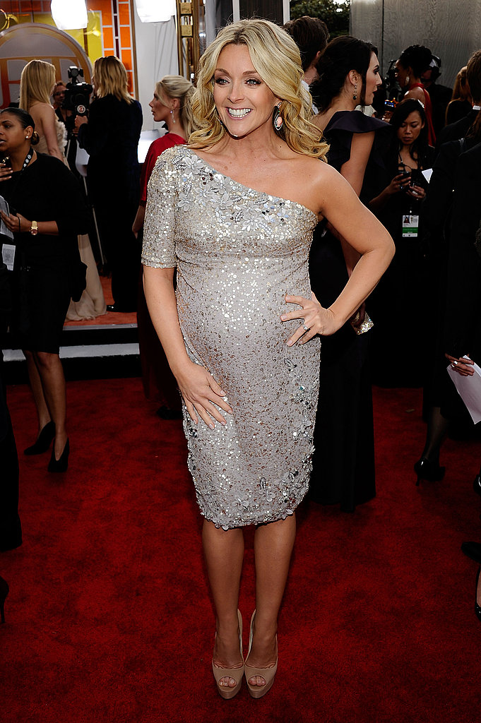 Pictures of Pregnant Jane Krakowski at the SAG Awards 2011-01-30 16:18:21