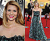 Claire Danes Wears Louis Vuitton Floral Gown to SAG Awards 2011 2011-01-30 17:19:01