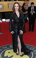 Christina Hendricks(2011 SAG Awards)