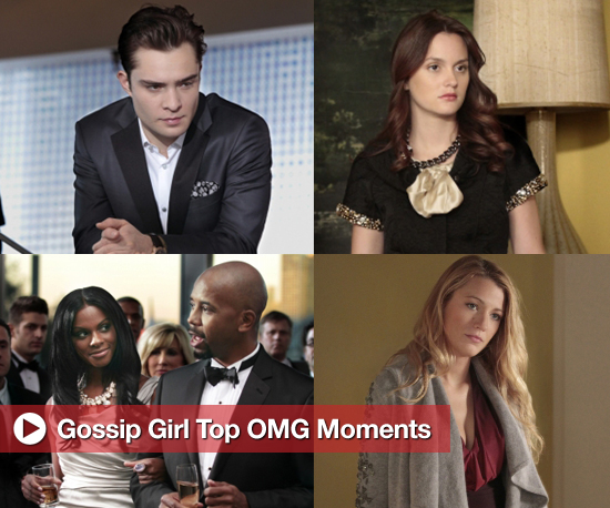 "Top OMG Moments From Gossip Girl Episode ""The Kids Are Not All Right"""