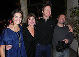 Armie Hammer and His Wife Get Social With a Fan as Oscar Nominations Approach