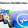 10 Billionth App Downloader Hangs Up on Apple