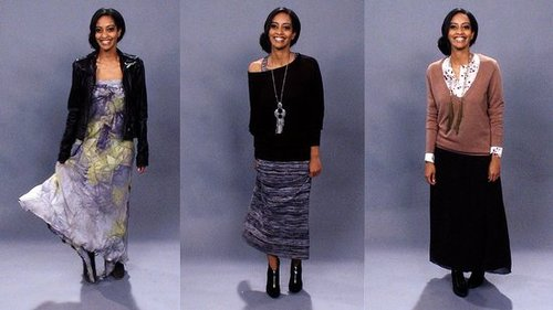 How to Wear the Maxi Skirt Trend