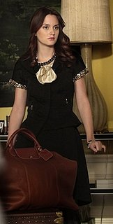 Leighton Meester as Blair Waldorf Style in Gossip Girl 2011-01-25 18:30:15