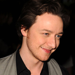 James McAvoy Doesn't Publicly Talk About His Son