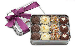 Chocolate For Valentine's Day in Chicago at Vosges Haut Chocolate, Sprinkles, and Truffle Truffle