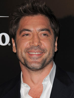 Javier Bardem<br>Actor, <b>Biutiful</b>