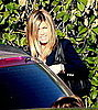 Pictures of Jennifer Aniston Arriving at Chelsea Lately
