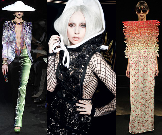 Spring 2011 Couture Looks That Belong on Lady Gaga 2011-01-27 09:49:13