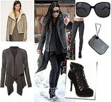 Get Demi Moore's Grey Layered Sundance Look