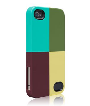 Photos of iPhone 4 Quartet Cases
