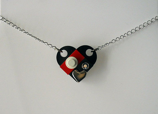 Lego Necklace ($7.50)