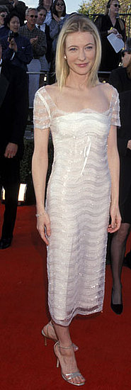 Cate Blanchett looked absolutely ethereal in a ladylike, lacy sheath in 1999.