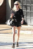 Kate Bosworth Trades Snowy Sundance For Short Shorts in Southern California