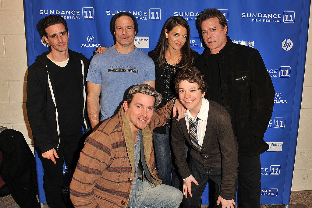 Katie Holmes and Channing Tatum Bring The Son of No One to Close Out Sundance