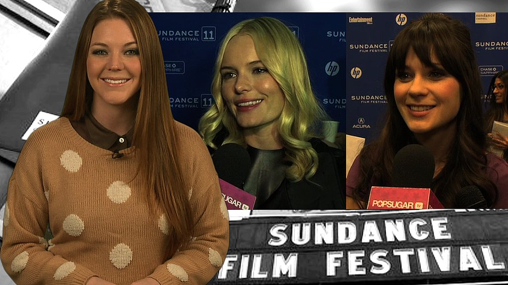 FabSugarTV took us on a style journey to the 2011 Sundance Film Festival.