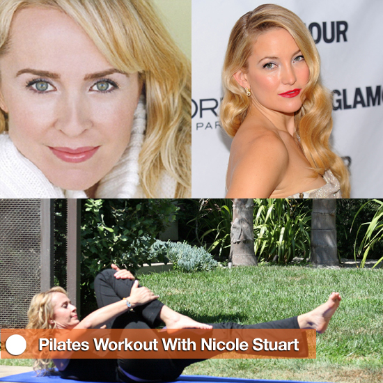 An Ab-Sculpting Pilates Workout With Nicole Stuart