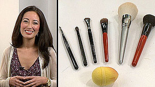 Five Must-Have Makeup Brush Types