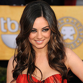 How to Get Mila Kunis's 2011 SAG Awards Hair and Makeup Look