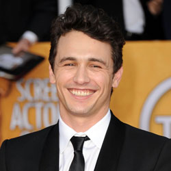 James Franco College Course Offered at Columbia