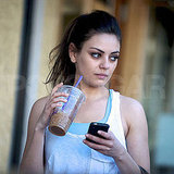 Mila Kunis Caffeinates Following a Big Night at the SAG Awards