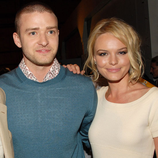 Kate Bosworth was the lucky lady on Justin Timberlake's arm backstage during LA's June 2006 MTV Movie Awards.