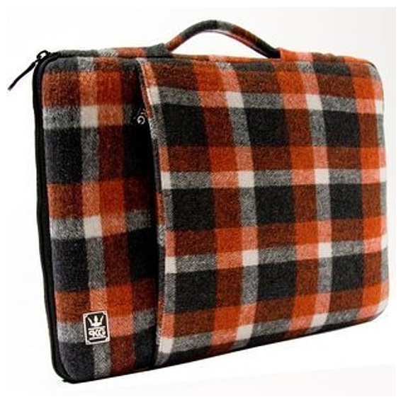 PKG Wool Plaid Laptop Sleeve ($39)