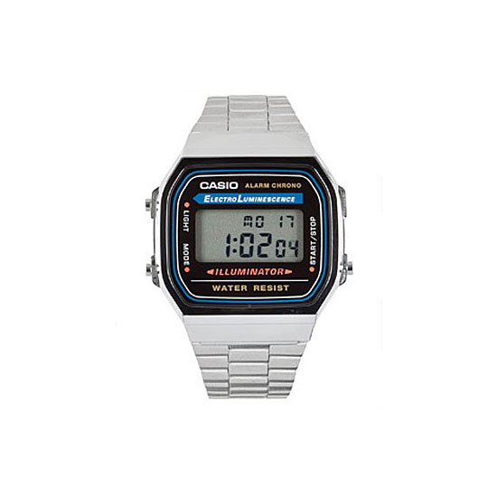Casio Stainless Steel Illuminator Watch ($54)