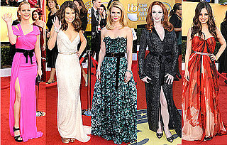 Red Carpet Accessory Trend From the SAG Awards