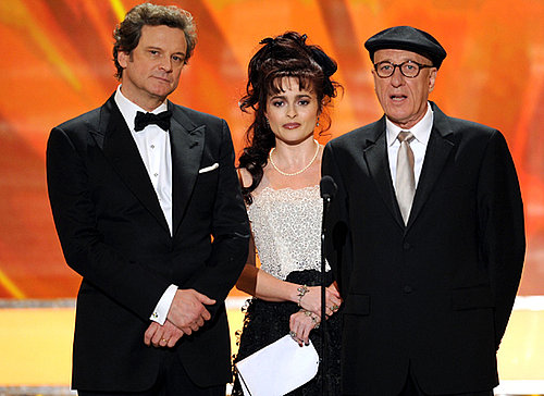 The King's Speech Wins the Screen Actors Guild Award For Outstanding Performance by a Cast in a Motion Picture