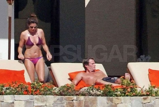 Bikini Babes Cindy Crawford and Naomi Campbell Ring In the New Year With Shirtless Kid Rock