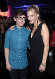 Kevin McHale, Heather Morris