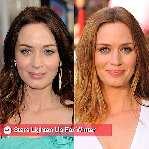 Stars Lighten Their Hair For Winter: Love It or Hate It?