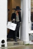 Kate Moss Goes Bananas on Her Latest Shopping Run